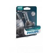 Bec auto Philips H11 X-TREME VISION PRO +150% 12V 55W