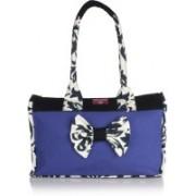Home Heart Women Blue Shoulder Bag