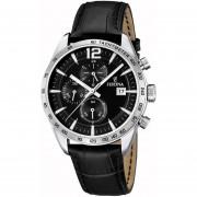 Reloj F16760/4 Negro Festina Hombre Timeless Chronograph Festina