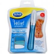 Scholl Velvet Smooth pilă de unghii electrica