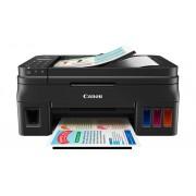 MFP, CANON PIXMA G4400, InkJet, Fax, ADF, WiFi, Black + подарък комплект фотохартии Canon VP-101 (CH1515C009AA)