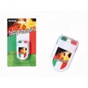 Geen Schmink vlag Italie