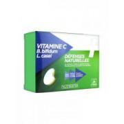 Nutrisanté Vitamina C + Probióticos Defensas Naturales 24 Tabletas - Caja 24 comprimidos