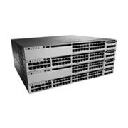 Cisco Catalyst WS-C3850-48P-S 48 Ports Manageable Layer 3 Switch - Refurbished