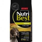 Picart NutriBest Lamb & Rice - Saco de 15 Kg
