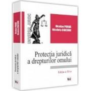 Protectia juridica a drepturilor omului - Nicolae Purda Nicoleta Diaconu