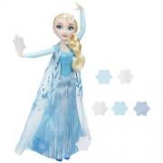 Papusa Hasbro Disney Frozen Elsa Regina Zapezii