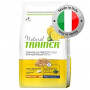Trainer Natural Dog Trainer Natural Adult Small & Toy Pollo & Riso - 7 kg