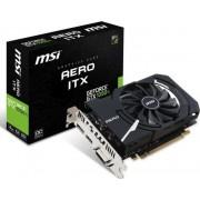 Grafička kartica NVIDIA MSI GeForce GTX 1050 Ti OC Aero, 4GB GDDR5