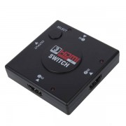 3 Poorts HDMI Switch