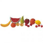Set De Fructe Din Plastic Miniland