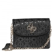 Guess Chic Shine Mini Crossbody Flap
