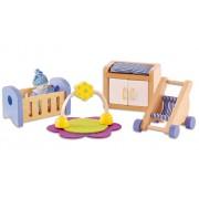 Betzold Puppenhaus Babyzimmer