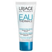 Uriage Laboratoires Dermatologique Uriage Eau Thermale Crema Ricca 40ml