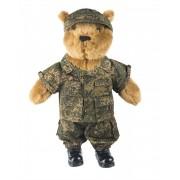 Obleček pro velkého plyšového medvídka - ruský vzor