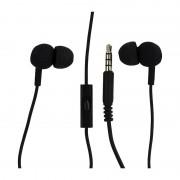 Xenos In-ear koptelefoon - zwart