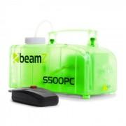 S500PC nevelmachine RGB LED's 500 W incl. nevelvloeistof transparent