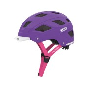 ABUS Cykelhjälm Hyban brilliant Purple M 52-58 cm