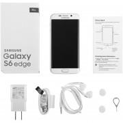 ER Renovado Samsung Galaxy S6 G925 5,1 Pulgadas Pantalla Arc 8 Core 3+32G Smartphone -Blanco