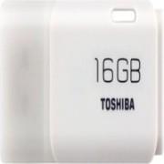 Toshiba Hayabusa 16 GB Pen Drive(White)