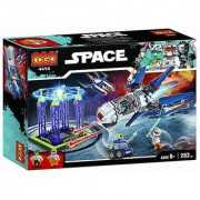 Planet of Toys 262 Pcs Space Building Blocks Set For Kids Children