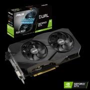 VGA Asus DUAL-GTX1660TI-A6G-EVO, nVidia GeForce GTX 1660 Ti, 6GB, do 1815MHz, 36mj (90YV0CR4-M0NA00)