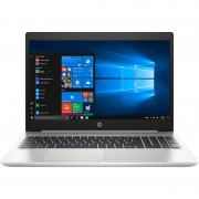 Laptop HP ProBook 450 G6 15.6 inch FHD Intel Core i7-8565U 8GB DDR4 256GB SSD nVidia GeForce MX130 2GB FPR Windows 10 Pro Silver