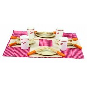Hape Playfully Delicious Lunch Time Playset