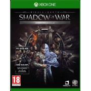 Joc consola Warner Bros Entertainment MIDDLE EARTH SHADOW OF WAR SILVER EDITION XBOX ONE