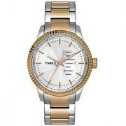Timex Quartz Silver Round Men Watch TWEG15103