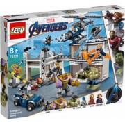 LEGO Marvel Super Heroes Batalia combinata a Razbunatorilor No. 76131