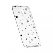 Husa Silicon Transparent Slim Star 143 Huawei Honor 5X GR5