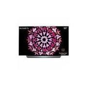 Smart TV 4K LG OLED 55 com Contraste Infinito, 4K Cinema e Wi-Fi