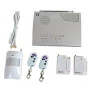IP-AP006-1 - безжична алармена система за дома с 1 обемен датчика за движение, 2 МУКа и 2 дистанционни