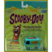 Scooby-doo Mystery Machine Johnny Lightning Die Cast 1:64 scale