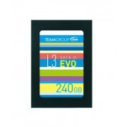 "SSD 2.5"", 240GB, Team Group L3 EVO, 7mm, SATA3 (T253LE240GTC101)"