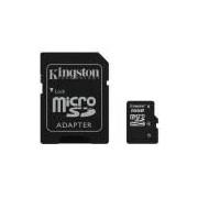 Cartão De Memória 16gb Micro Com Adaptador - Sdc4/16gb Class4