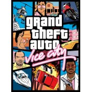 Take 2 Interactive Grand Theft Auto: Vice City Steam Key GLOBAL