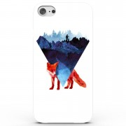 Robert Farkas Risky Road Fox Phone Case for iPhone & Android - 4 Colours - iPhone 5/5s - White