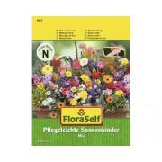 Mix seminte pentru flori FloraSelf 'Copiii soarelui, ingrijire usoara' banda de seminte sezoniere
