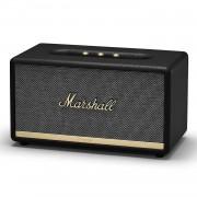 Marshall Stanmore II Voice Alexa - безжичен аудиофилски спийкър с гласово управление с Bluetooth и 3.5 mm изход (черен)