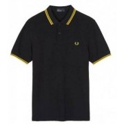 FRED PERRY SlimFit Twin Tipped Shirt (M)