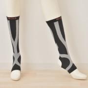 勝野式 快歩テーピングサポーター【QVC】40代・50代レディースファッション