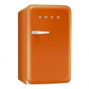 SMEG FAB10RO Frigorifero sottotavolo anni 50 arancione 55cm Classe A+