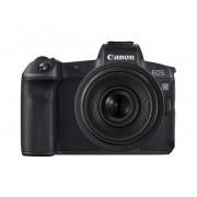 Canon Camara digital canon reflex eos r body + adaptador de montura ef-eos r/ 30.3mp/ digic 8/ videos 4k/ wifi/ bluetooth/ negro