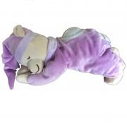 DooDoo medo funkcionalna igračka sa svjetlom rozi