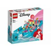 Aventuri din cartea de povesti cu Ariel 43176 LEGO Disney Princess