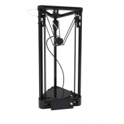 Imprimantă 3D Micromake cu Pat de Încălzire (versiunea cu scripete)