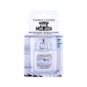 Yankee Candle Fluffy Towels Car Jar deodorante per l'auto 1 pz