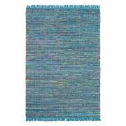 Brink & Campman tapijt 79408 Playa - blauw - 160x230 cm - Leen Bakker